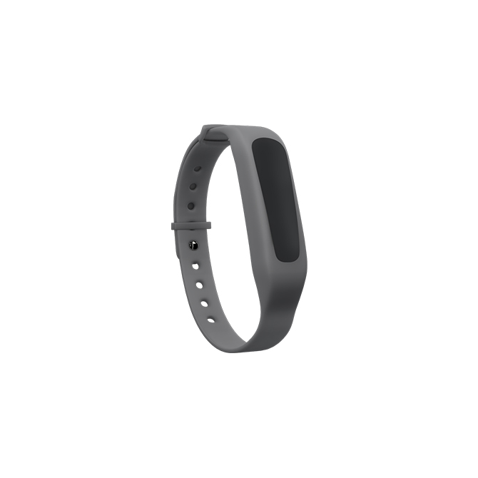 REM-Fit 100 Tracker Band - Grey