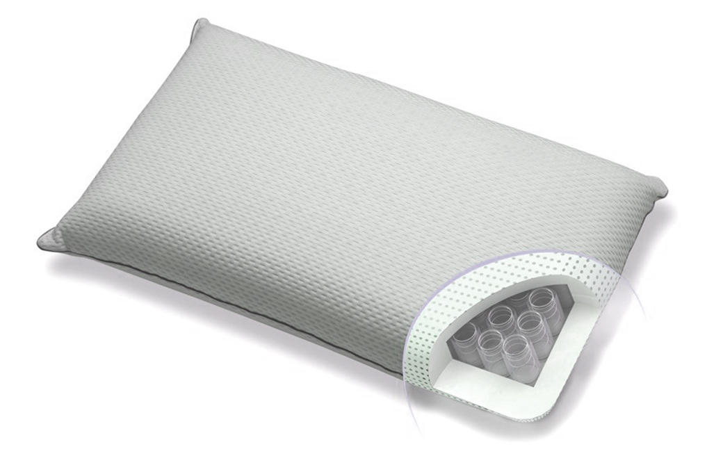 REM-Fit Hybrid Pocket Sprung Memory Foam Pillow