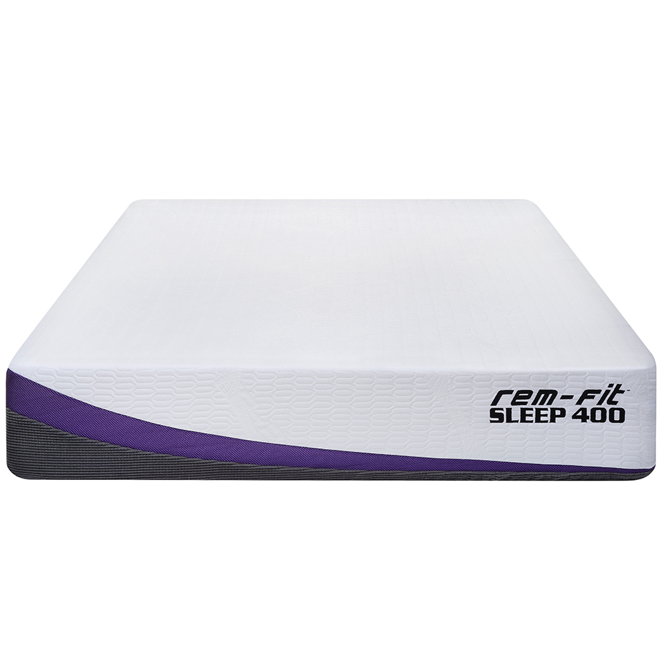 REM-Fit Sleep 400 Hybrid Mattress - Small Double