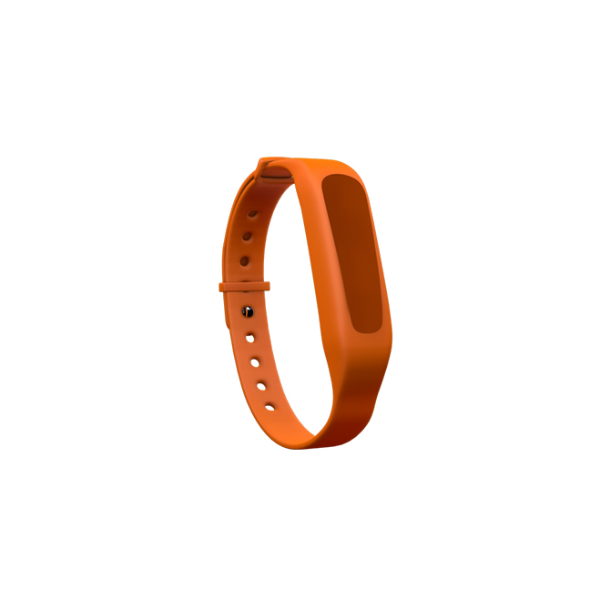 REM-Fit 100 Tracker Band - Orange