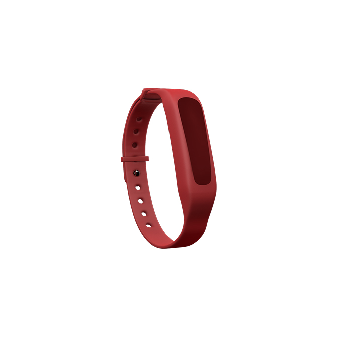 REM-Fit 100 Tracker Band - Red