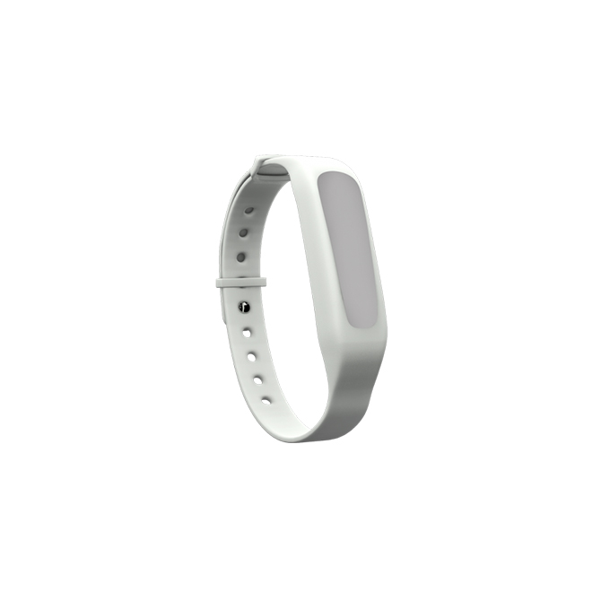 REM-Fit 100 Tracker Band - White