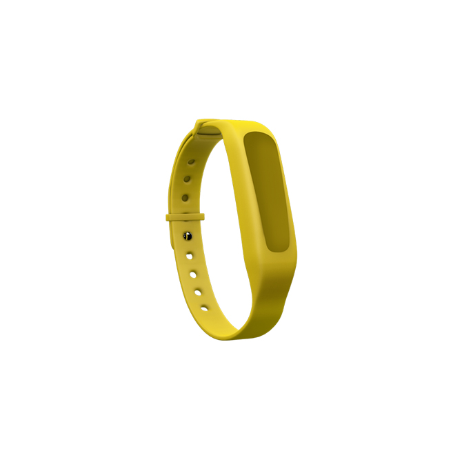 REM-Fit 100 Tracker Band - Yellow
