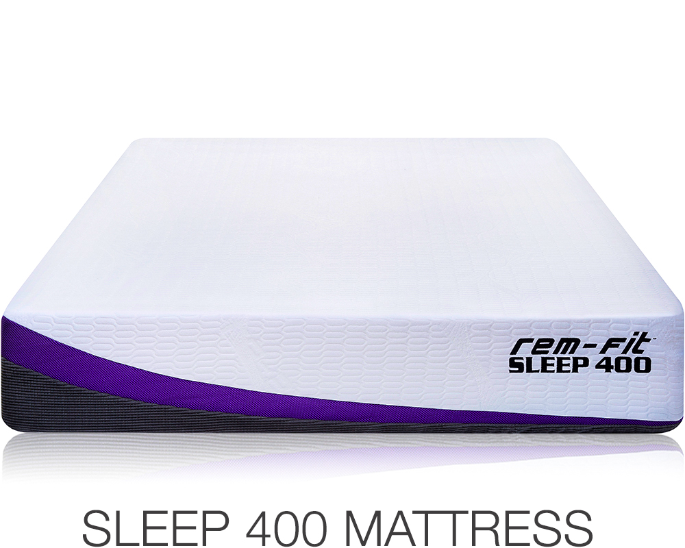 REM-Fit Sleep 400 Series Mattress