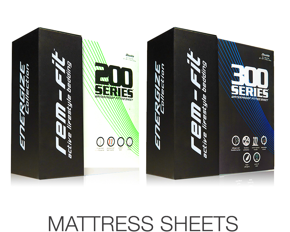 REM-Fit Fitted Sheets