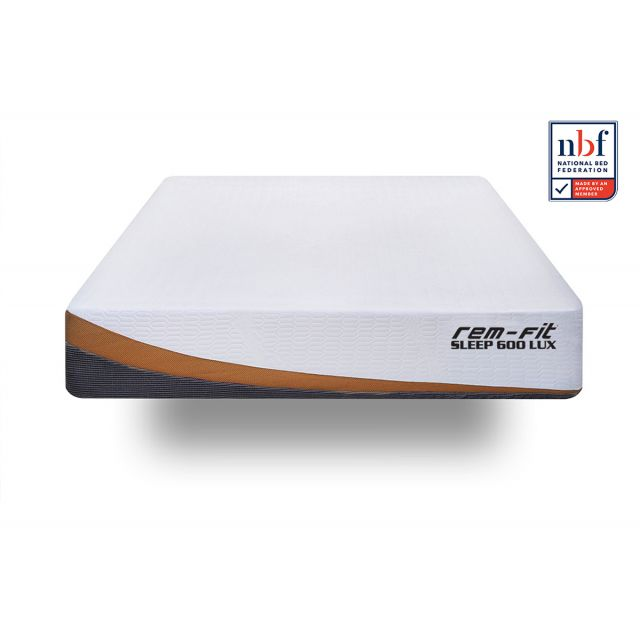 REM-Fit 600 Lux Hybrid Mattress