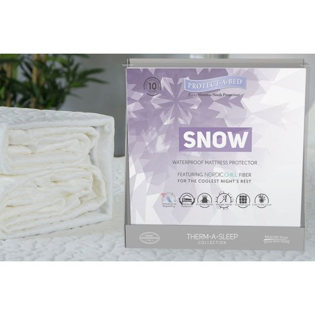 REM-Fit Cooling Mattress Protector