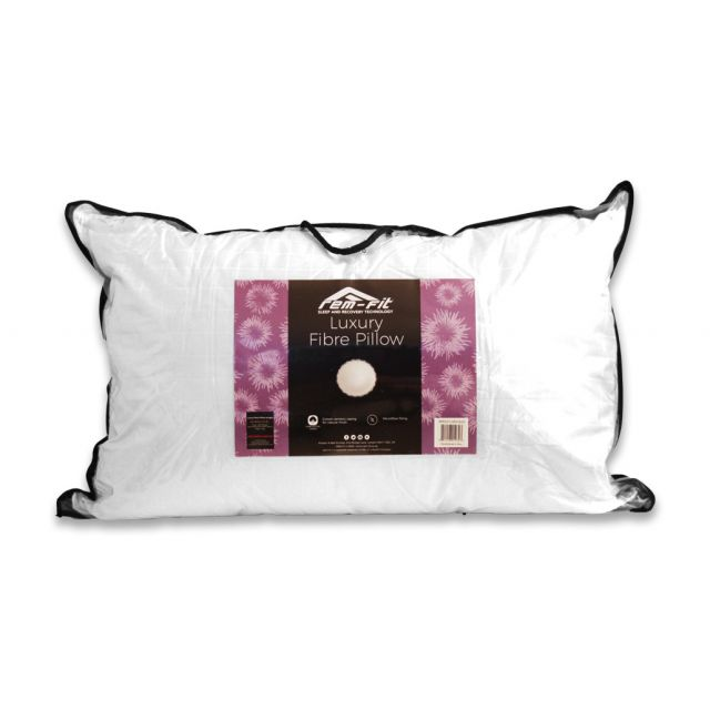 REM-Fit Luxury Fibre Pillow