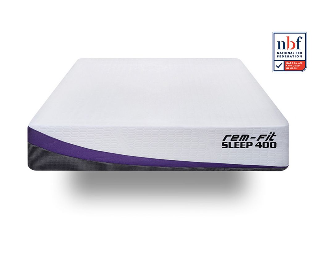 REM-Fit 400 Hybrid Mattress
