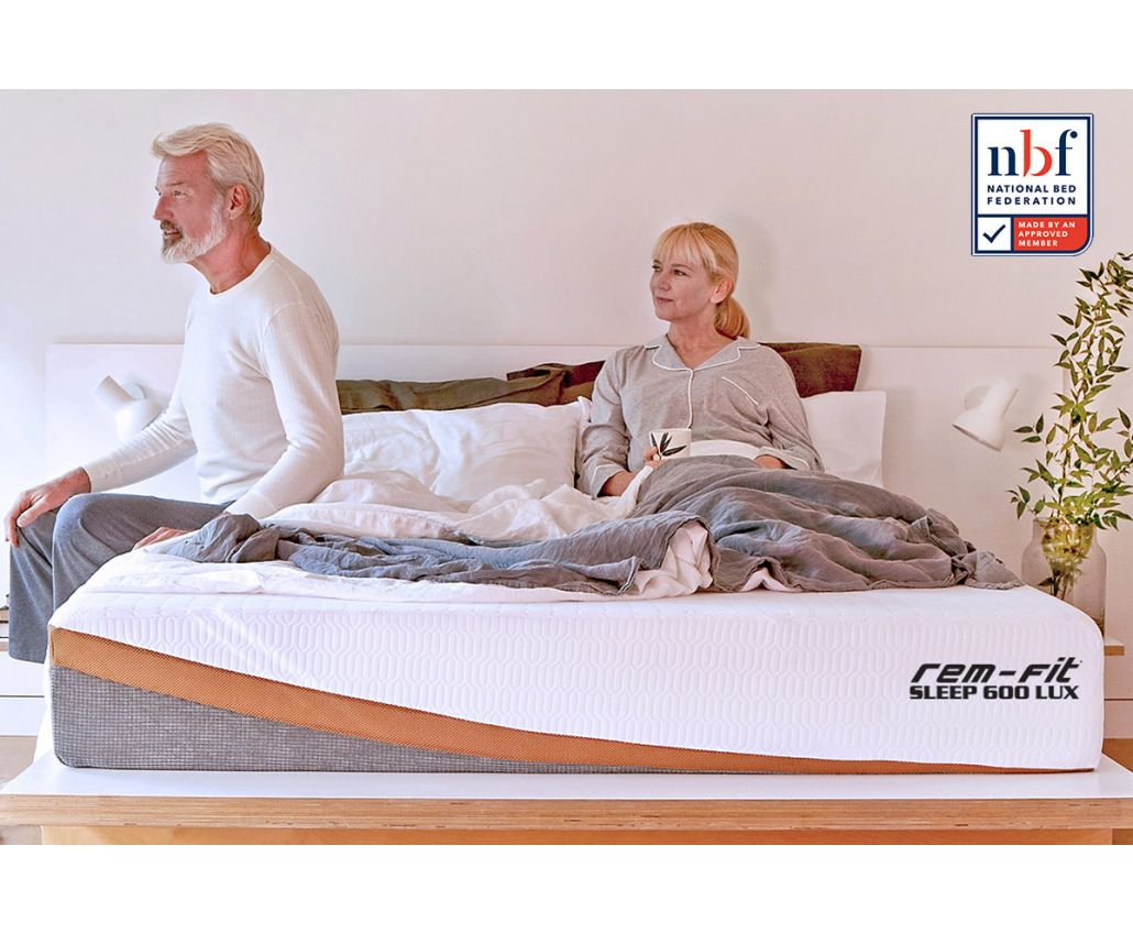 REM-Fit® 600 Lux Hybrid Mattress