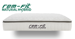REM-FIT® NATURAL HYBRID MATTRESS