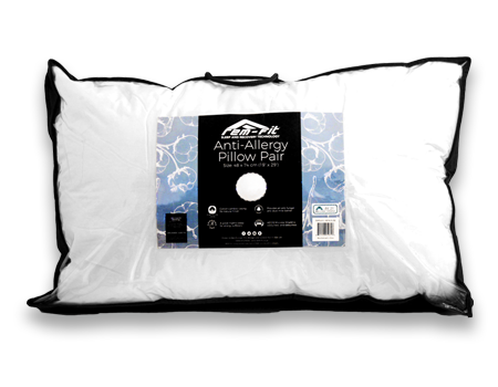 REM-Fit Anti-Allergy Pillow