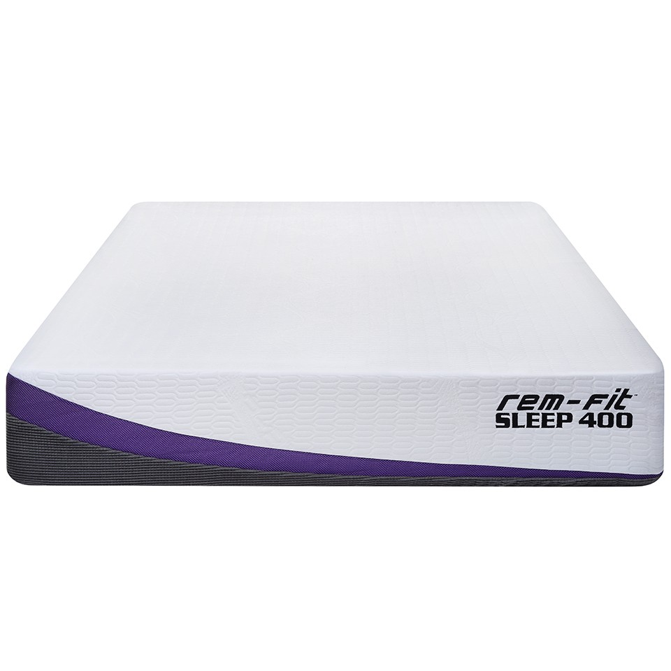 REM-Fit Sleep 400 Cool Gel Mattress - Double