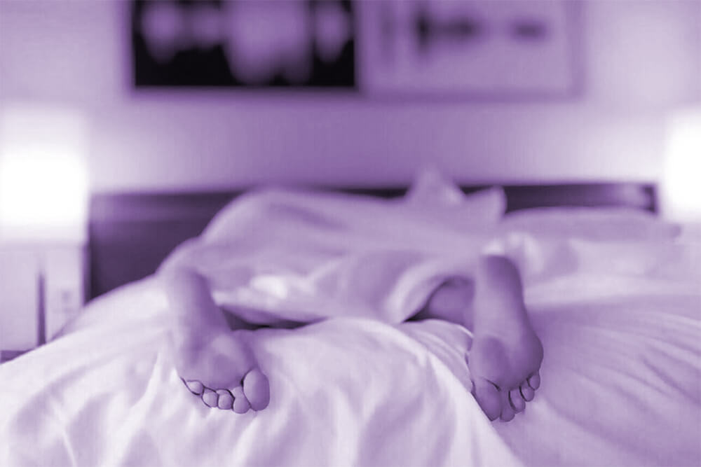 Managing Restless Legs Syndrome