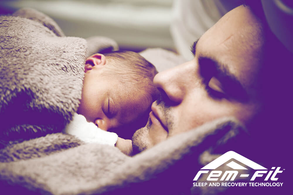 How Much Sleep Do New Parents Lose?