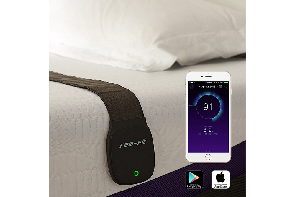 REM-Fit Sleep Monitor Review