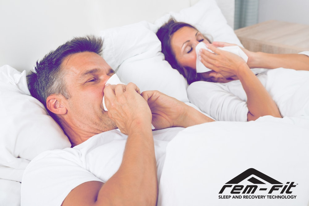 5 Tips to Sleep Better with Spring Allergies