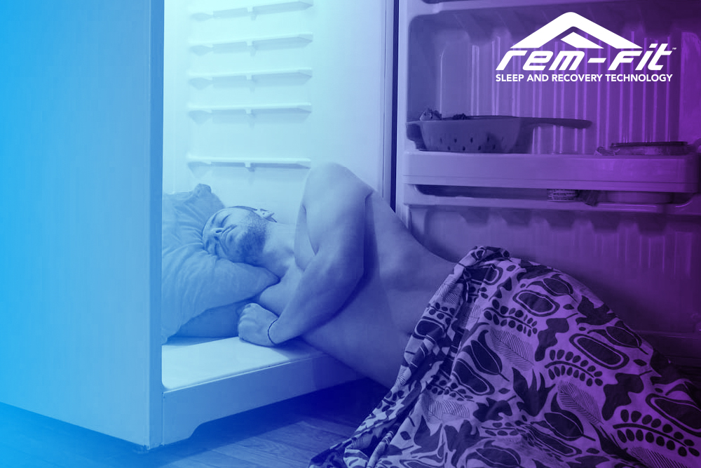 Why Keeping Cool Helps You to Sleep More Deeply