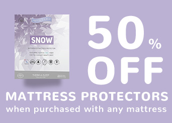50% Off REM-Fit Mattress Protectors