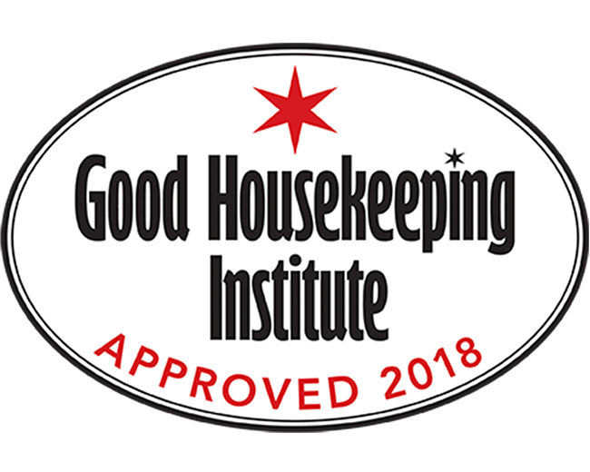 Good Housekeeping Institute Approved