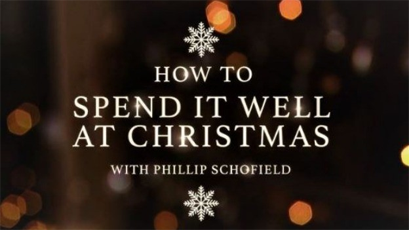 How to spend well at Xmas