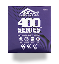 REM-FIT 400 BAMBOO MATTRESS PROTECTOR