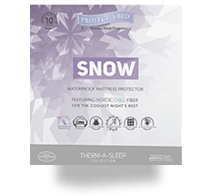 REM-FIT SNOW MATTRESS PROTECTOR