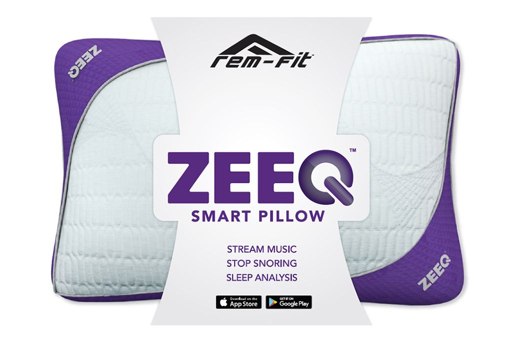 ZEEQ Smart Pillow | Anti Snore